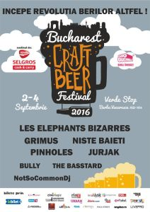 Bucharest Craft Beer Festival