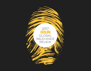 Golin Global Relevance Review