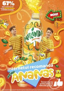 Mirinda Ananas
