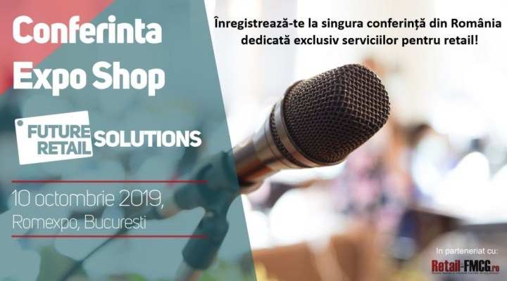 EXPO SHOP – Future Retail Solutions