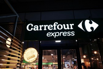 retail - noul Carrefour Express