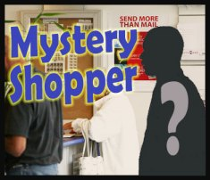 mystery shoppers in the uk