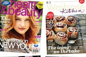 Retailers produce quality in-store magazines to engage customers and show off their products