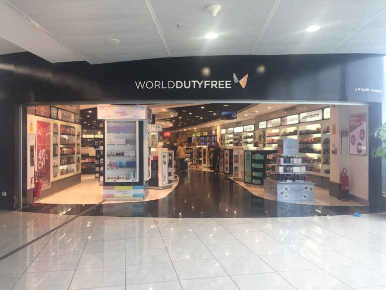 Il duty free Dufry