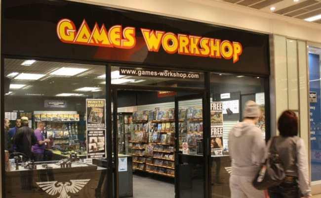 Games Workshop Shares Jump As Bosses Forecast Soaring