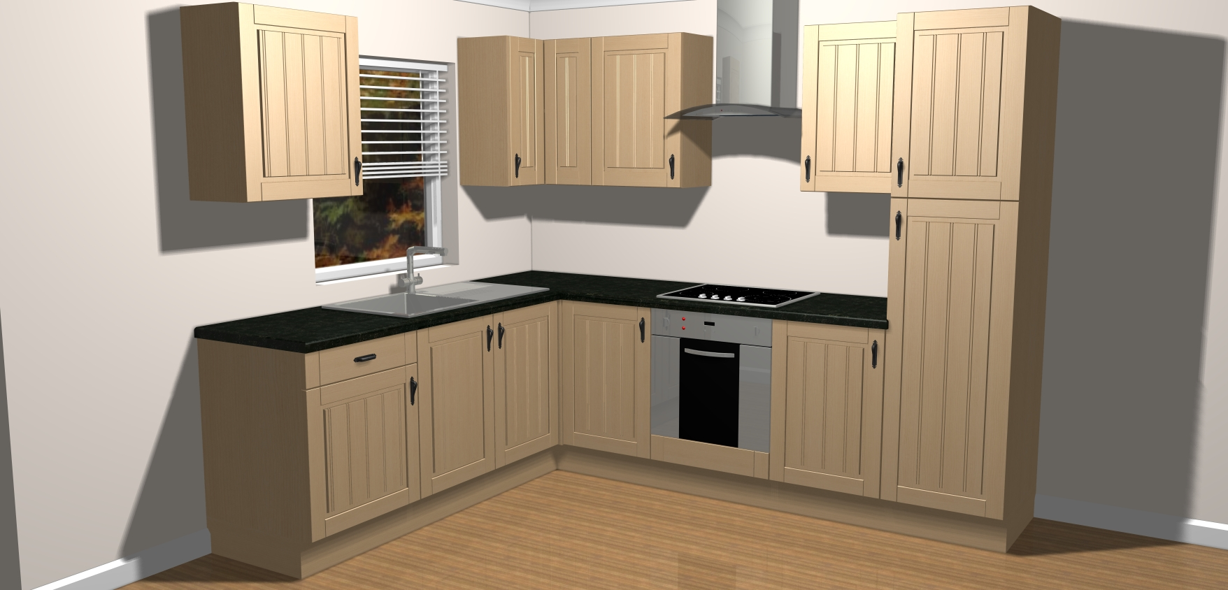 kitchen units cabinets refinishing new avondale ivory complete fitted ebay