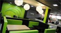 Retail Mark   Chicken Cottage Interior Design, Retail ...