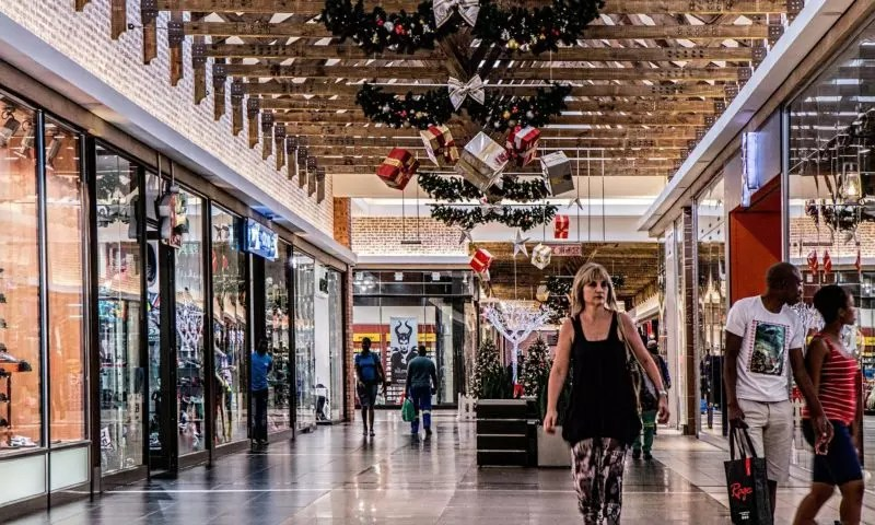 January sees slowest retail sales growth in 6 months