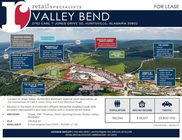 valley bend