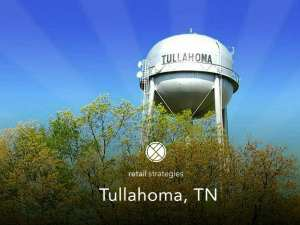 """Tullahoma """"extremely impressed"""" with Retail Strategies"""