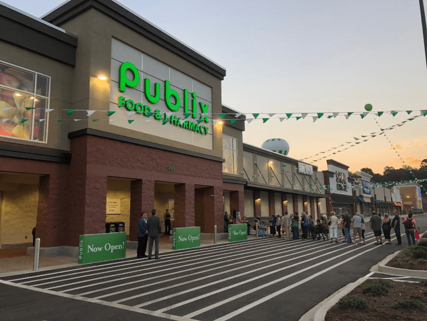 Webinar ~ How a Community with 32.000 people Landed a Publix and Academy Sports Anchored Shopping Center    Retail Strategies