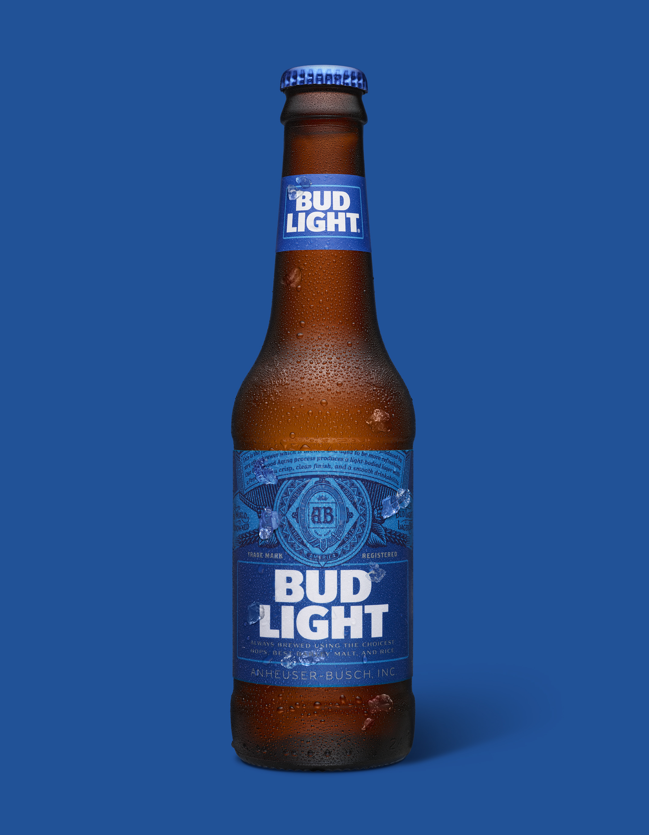 Content Bud Alcohol Beer Light