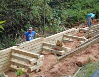 Wall Pros: Atlanta Retaining Wall Builder | Replacement Walls