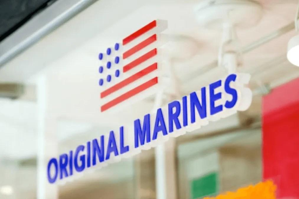 Original Marines: nuovo piano di crescita