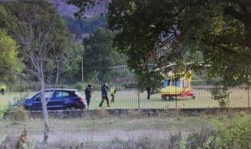 Rocca di Botte: tragedia in un campetto di calcio, muore bimba di 5 anni