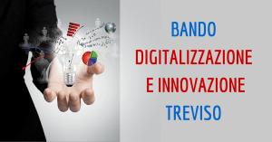 Bando DIgitalizzaizione e Innovazione Treviso