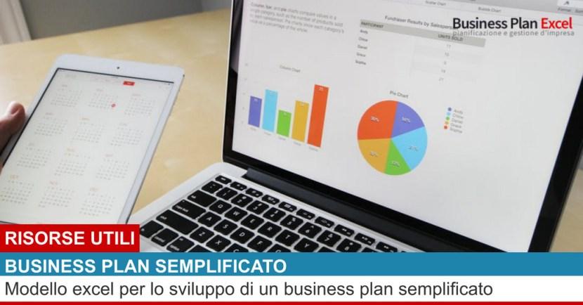 Business Plan Semplificato