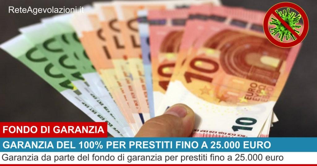 fondo di garanzia liquidita