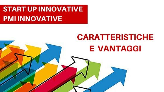 Start Up Innovative & PMI Innovative