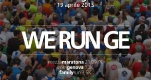 La Mezza maratona di Genova