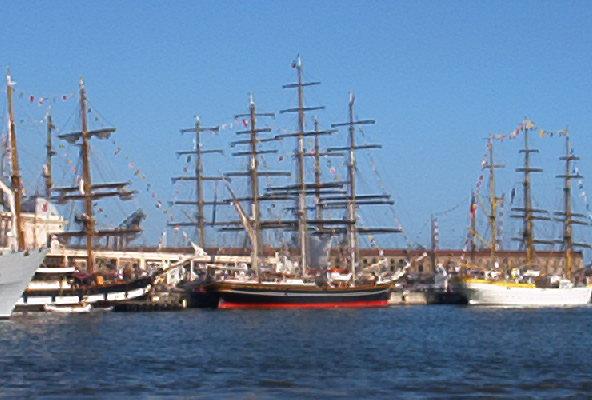 Tall Ships Genova 2001 - 02