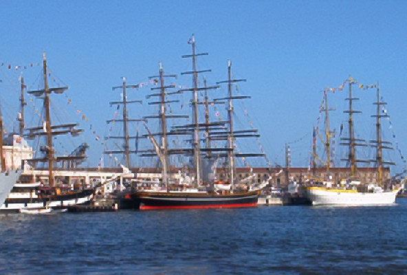 Tall Ships Genova 2001 - 03