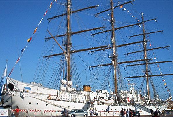 Tall Ships Genova 2001 - 05