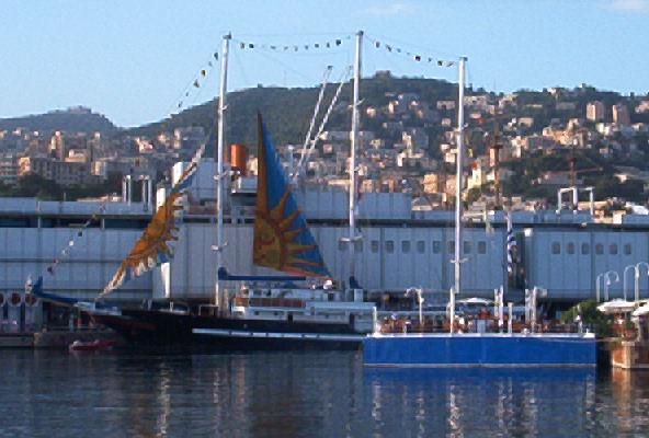 Tall Ships Genova 2001 - 14