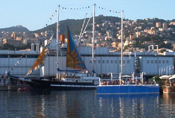 Tall Ships Genova 2001 - 15