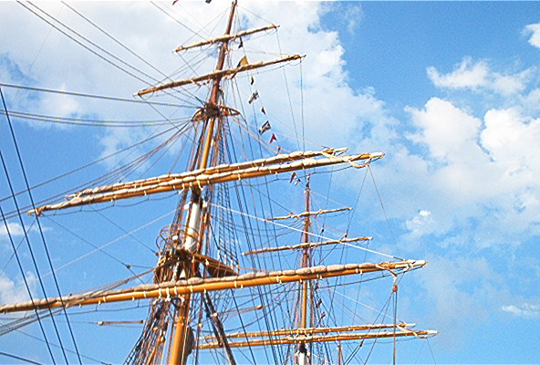 Tall Ships Genova 2001 - 22