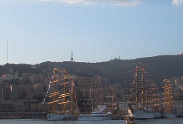 Tall Ships Genova 2001 - 24