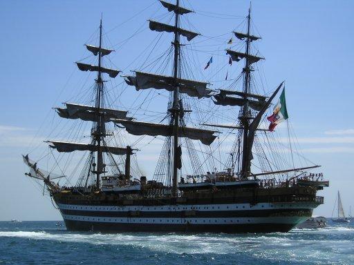 Tall Ships Genova 2001 - 28