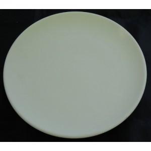 La prima soluzione sono i pennarelli da ceramica e porcellana, strumenti che permettono di decorare con scritte e disegni le vostre. Piatto Liscio In Terracotta Bianco Da Decorare Diam Cm 30 L Aquila