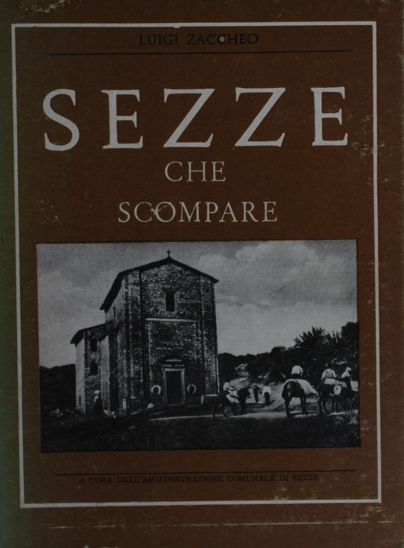 Sezze che scompare  Rete Italiana di Cultura Popolare