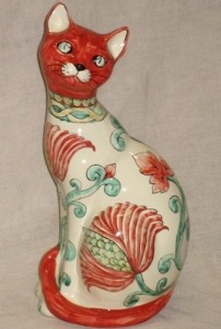 Gatti in ceramica  Campi Bisenzio