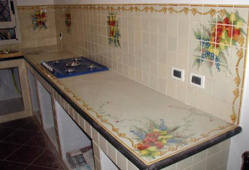 Le nostre cucine in muratura  Santa Maria di Licodia