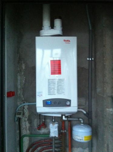 Installazione caldaie a condensazione  Grugliasco