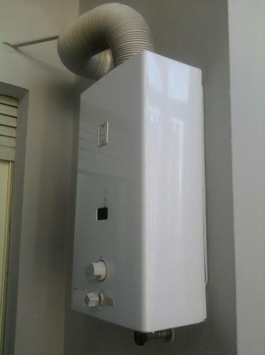 Sostituzione Boiler a Gas  Moncalieri