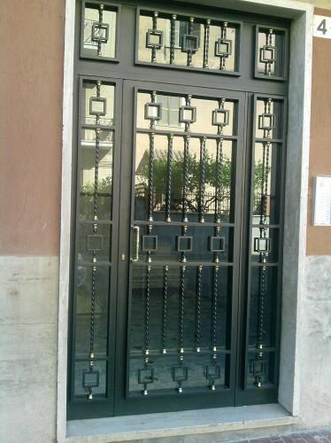 Portoni condominiali  Roma