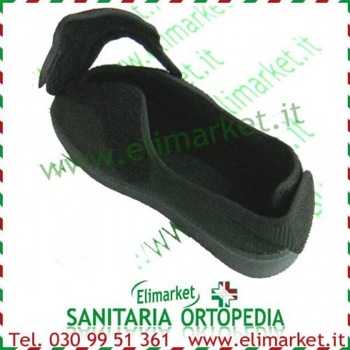 Scarpepantofole ortopediche unisex regolabili piedi gonfi