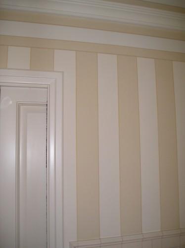 Tinteggiatura pareti effetto tappezzeria  Concesio