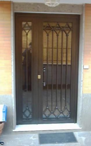Portone Condominiale 2  Roma