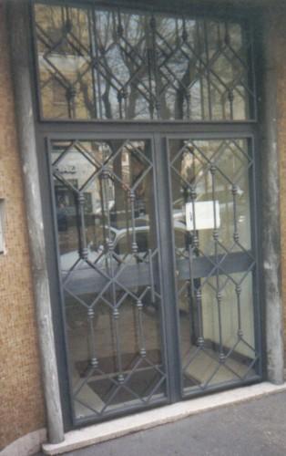 Portone Condominiale 8  Roma