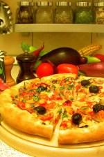 Reteta video: Pizza vegetariana – de post by stefanpizza