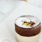 chocolat souffle, sufleu de ciocolata reteta