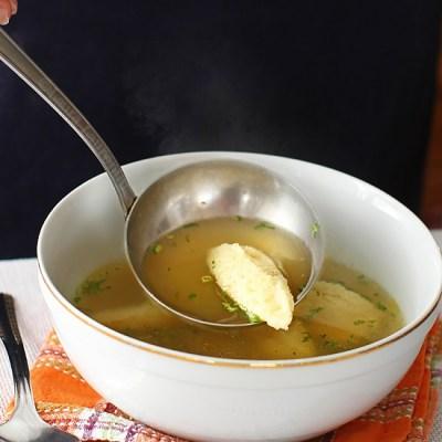 supa de pui cu galuste-1