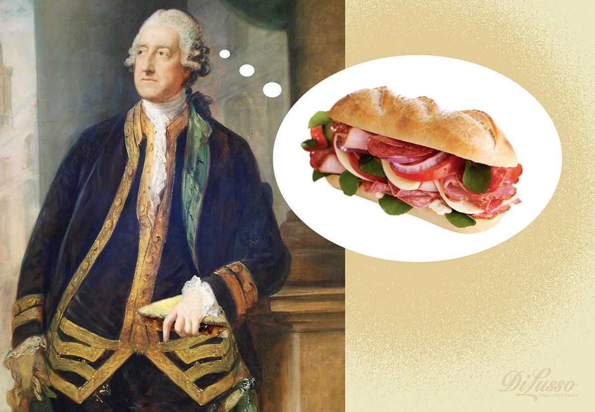 John Montagu 4th Earl of Sandwich