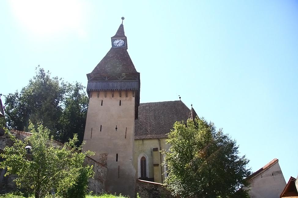 bserica fortificata Biertan