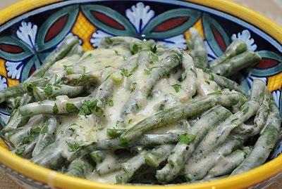 fasole-verde-cu-smantana