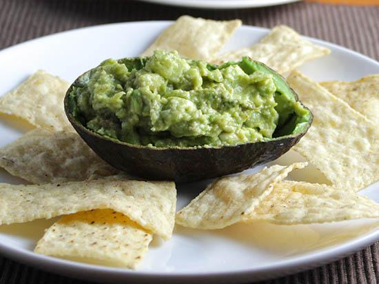 guacamole-simplu